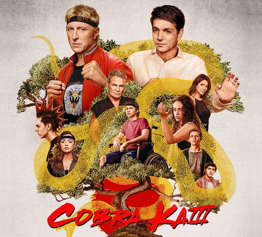Cobra Kai: Más allá de Netflix en 2021