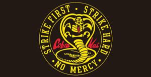 Comprar camisetas Cobra Kai