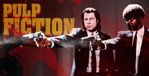 Comprar merchandising de Pulp Fiction