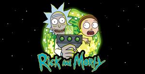 Comprar camisetas Rick & Morty