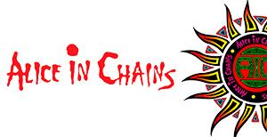 Merchandising Alice in chains