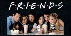 Merchandising Friends TV