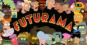 Merchandising Futurama