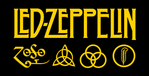 Merchandising Led Zeppelin