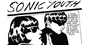 Merchandising Sonic Youth