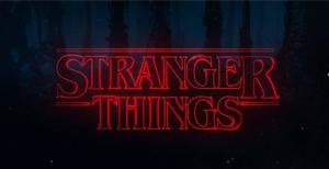 Merchandising Stranger Things