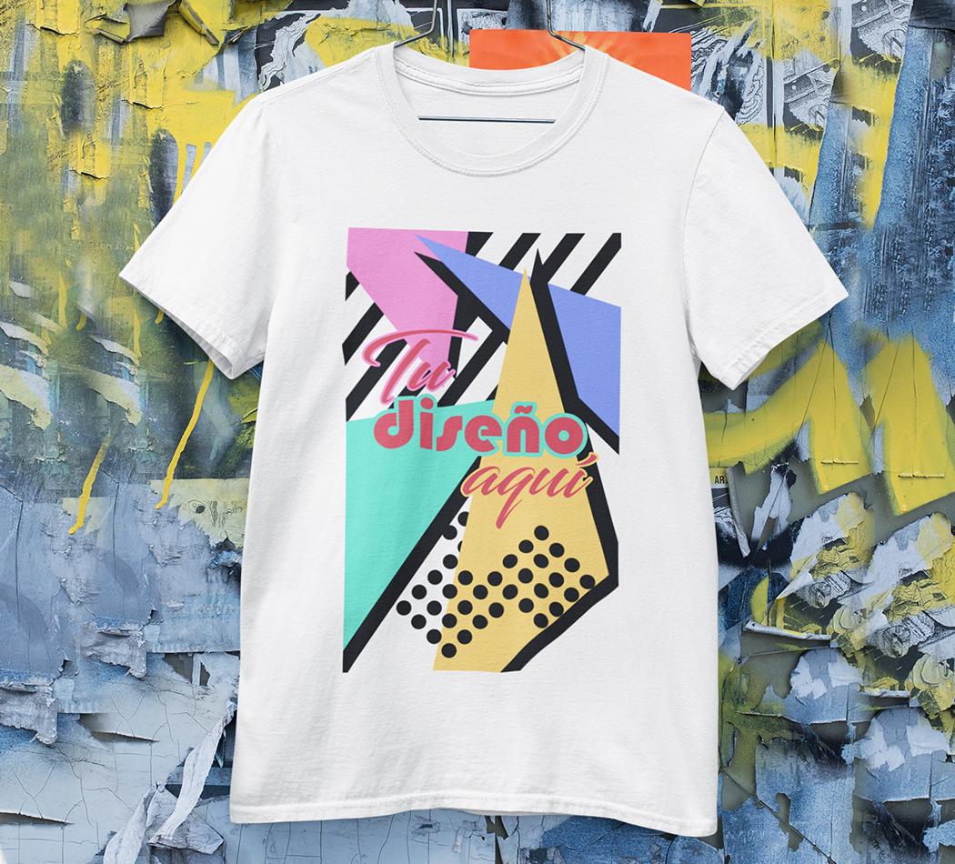 Camiseta personalizada de hombre