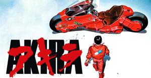 Merchandising Akira