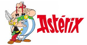 Merchandising Asterix y Obelix