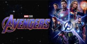 Merchandising Avengers Vengadores