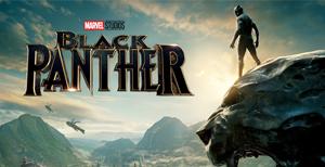 Merchandising Black Panther