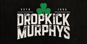 Merchandising Dropkick Murphys