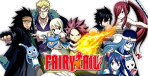 Merchandising Fairy Tail