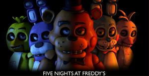 Merchandising Five Nights at Freddy's