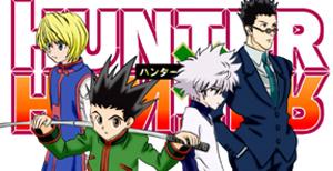 Merchandising Hunter X Hunter