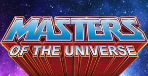 Merchandising Masters of the universse He-Man