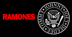 Merchandising Ramones