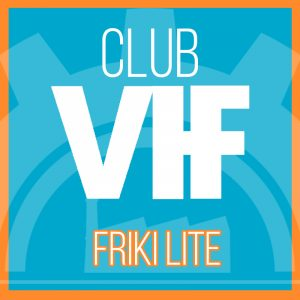 Club VIF Very Important Friki Lite